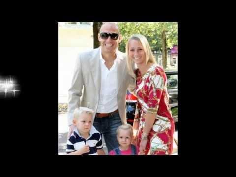 Robben family - Arjen Robben FIFA world cup 2014