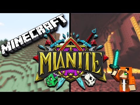 BLOWING UP TUCKER'S HOUSE!  -  Minecraft Mianite!!