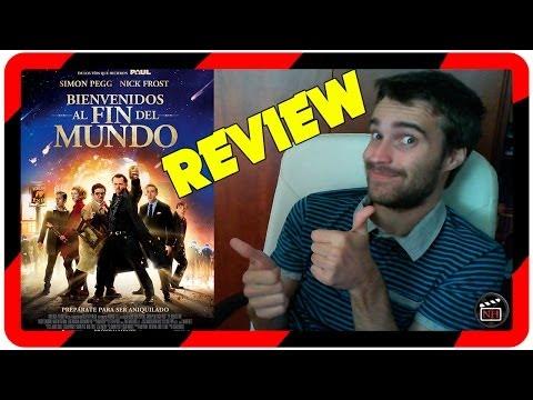 Review película BIENVENIDOS AL FIN DEL MUNDO (2014) || Crítica en español