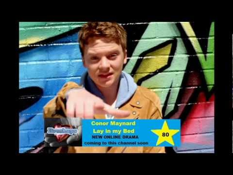Conor Maynard - Lay in my bed (Lyrics)