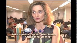 Especialistas analisam debate de ontem e falam sobre segundo turno das elei��es