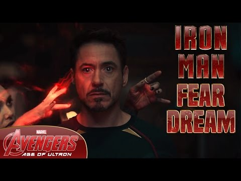 Iron Man's Fear Dream (Vision) - Avengers: Age of Ultron