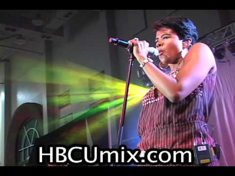 "Kelis ft. Nas  - ""blindfold me"" @Morehouse College Homecoming  part 3"