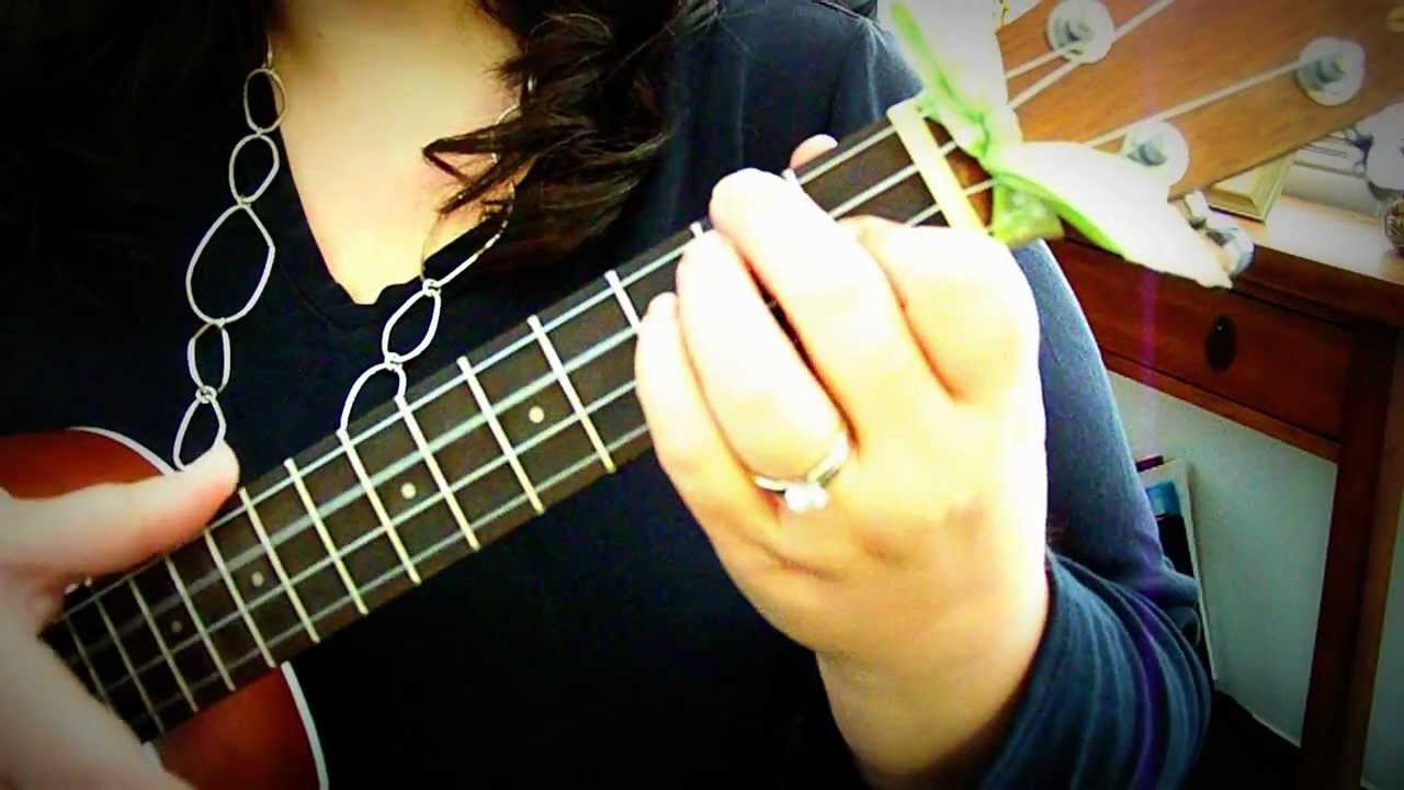 Dream a Little Dream of Me - Ukulele (Chords) - YouTube