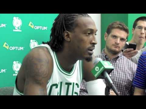 Gerald Wallace's love of David Ortiz, Tom Brady