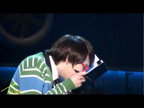 [HD fancam] 120529 Catch Me If You Can - Nerd Frank Kyuhyun Cut