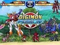 DIGIMON Fusion (Xros Wars) M.U.G.E.N Stage and Chars