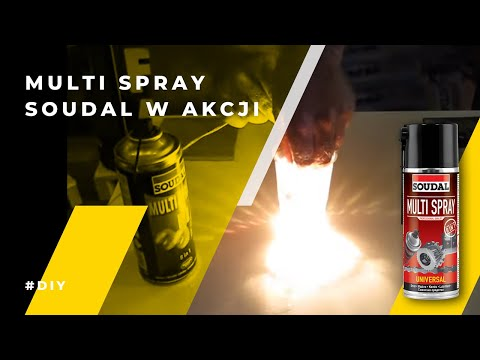 Soudal - Multi Spray