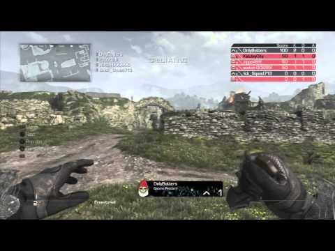 Call of Duty: Ghosts - Hunger Games - Stormfront