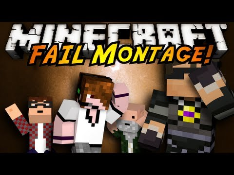 Minecraft Mini-Game : JUKECRAFT FAILURE!, DEAR GOD, THE SEVERE AMOUNTS OF FAILURE WITHIN THIS VIDEO IS JUST PAINFUL. MUSICAL CHAIRS! IT WAS SUPPOSED TO BE MUSICAL CHAIRS...OH GOD.. Friends Channels! ...