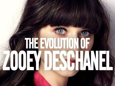 The Career Evolution of Zooey Deschanel