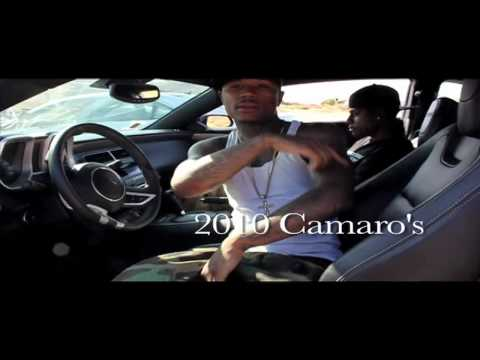 Ya Boy ft. Black Card Boys - &quot;Kill Em&quot; [2010 Camaros] HD
