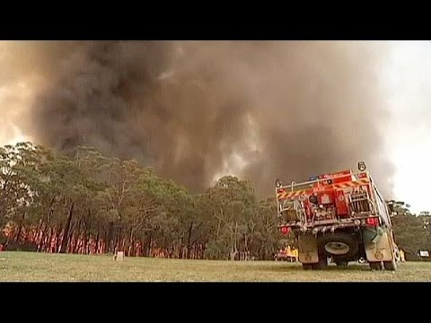 Hot weather set to make Australia wildfires worse