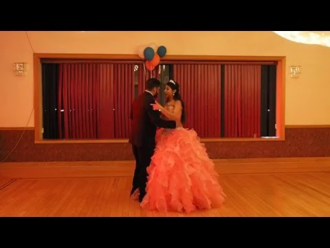 Alyssa's Sweet 16 Father Daughter Dance