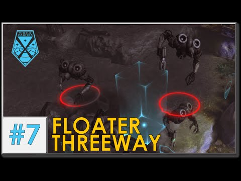 XCOM: War Within - Live and Impossible S2 #7: Floater Threeway