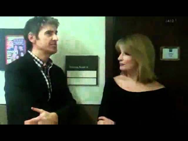 Deidre Hall dressing room interview (2011)