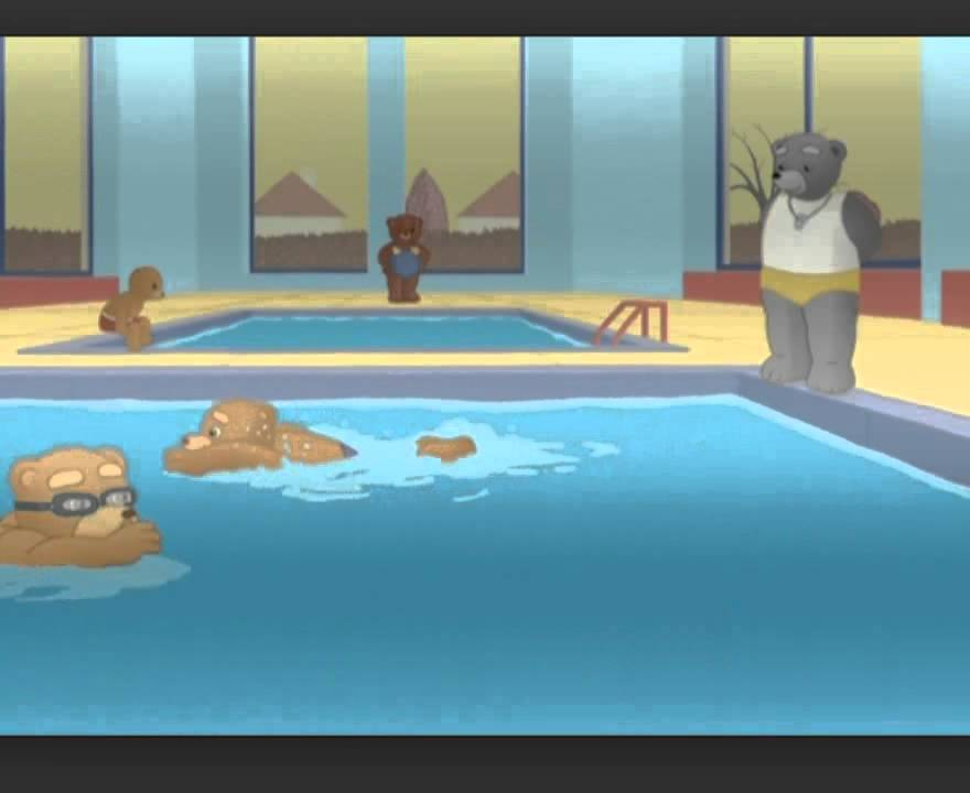 Petit ours brun va la piscine youtube - Petit ours brun piscine ...
