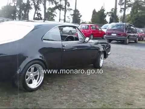 BLACK HG monaro HOT350 COUPE GM HOLDEN