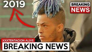 XXXTentacion Spotted Alive At The 2019 Super Bowl...