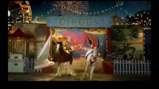 Budweiser Clydesdale Circus Super Bowl XLIII Commercial