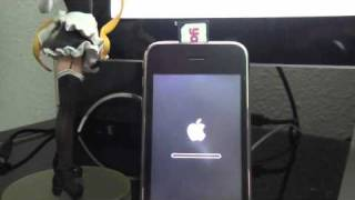 Liberar Y Activar El IPhone Con ITunes