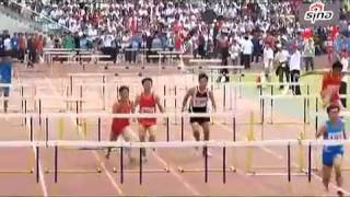 Chinese Hurdle Failor Maybe Win?