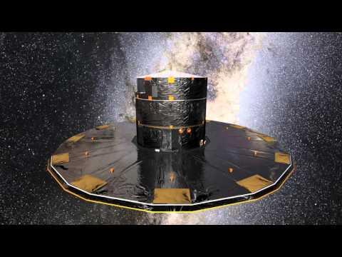 Il satellite Gaia scansione il cielo