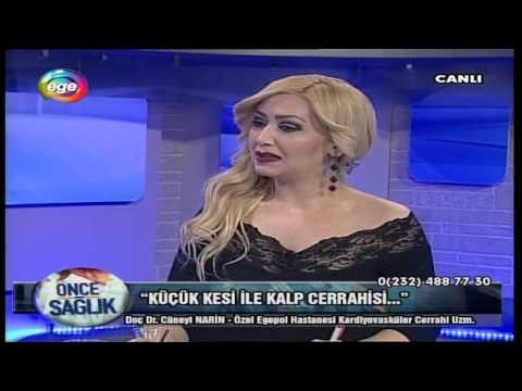 Küçük Kesi Ile Kalp Cerrahisi- Ege TV 03.01.2017