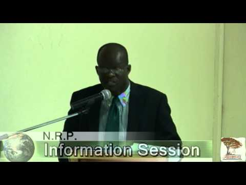 Nevis Reformation Party (N.R.P.) Information Session - SxM