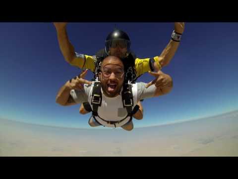 Desert Skydiving   #SkydiveDubai