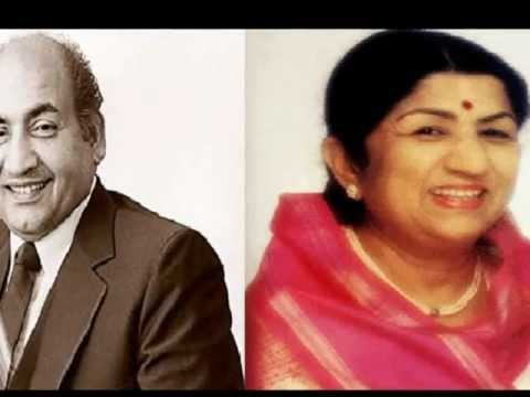 Mohammed Rafi and Lata Mangeshkar Songs - Part 2/2 (HQ)