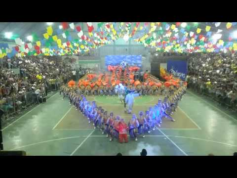 Estreia Arraial Balão Dourado 2015