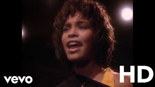 Whitney Houston - Saving All My Love For You (Official Music Video)