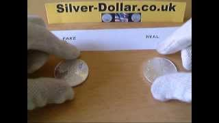 Counterfeit Coins How To Spot Fake Chinese Silver Eagle