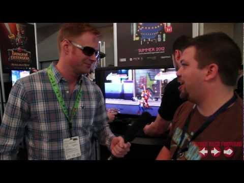 Double Dragon Neon Interview at PAX 2012