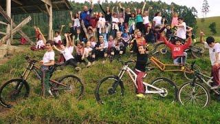 Projeto HUPI - Downhill na Escola