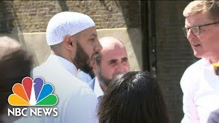 Imam Says He Stopped Crowd Lynching London Attack Suspect | NBC News