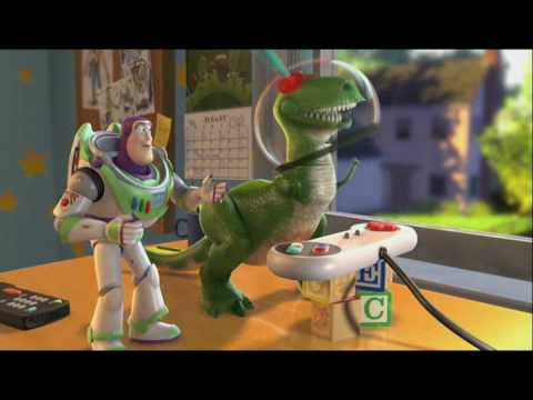 Toy Story - Woody's Missing Hat (Scene) - YouTube