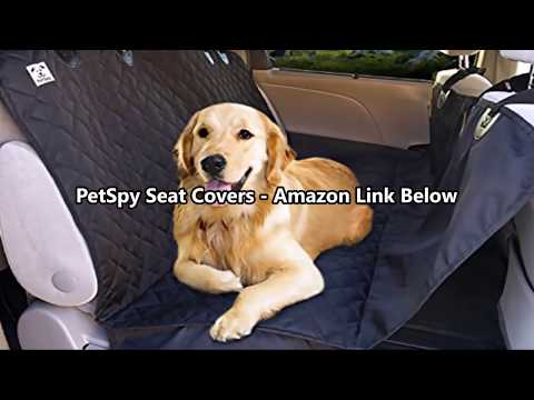 Skydiving Dogs, Driving Dogs & Petspy Carseat Cover