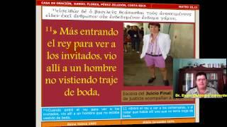 Estudio Bíblico 051 Mateo 22,1-14: Parábola De Las Bodas