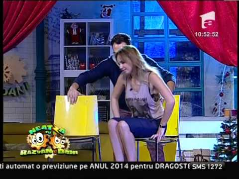 Roxana Ionescu, dezbrăcată într-un videoclip al lui Fuego