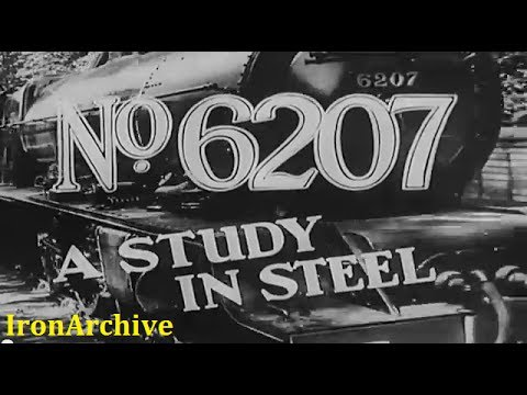 A Study in Steel (1935) -- Building a Steam Locomotive