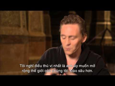 Thor 2: Thế Giới Bóng Tối (3D Atmos) - Soundbite - Phỏng Vấn Tom Hiddleston