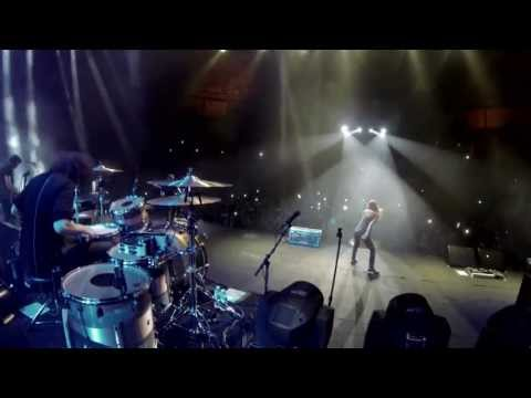 Q Drum. Co - On The Road With...Ilan Rubin with Paramore #1