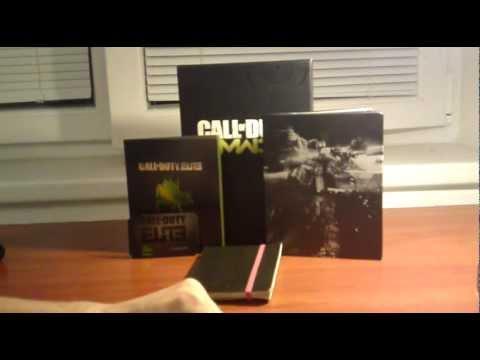 Видеообзор Западного Коллекционного Издания Call of Duty Modern Warfare 3 Hardened Edition Unboxing