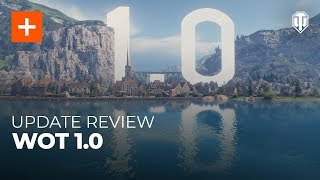 World of Tanks - Update 1.0 Review