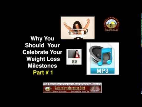 MP3 Of Why You Should Celebrate Your Weight Loss Milestones Part #1 Joan Bars