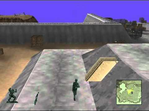 Army Men 3D   biet kich my part 2