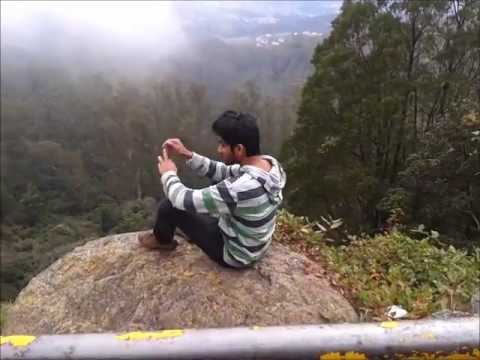 Doddabetta Peak (Suicide point) Ooty, Tamilnadu - India tourism
