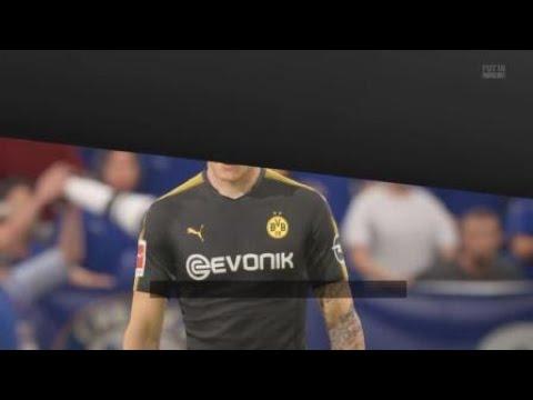 FIFA 18 - REUS HEADER FUT CHAMPIONS